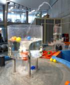 Эксперименты с жидкостью. Центр АХХАА