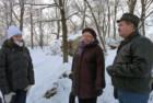 Прогулка с Ольгой Эйнасто