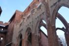 Развалины домского собора