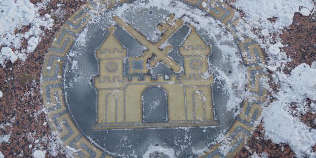 Зимняя сказка в Тарту