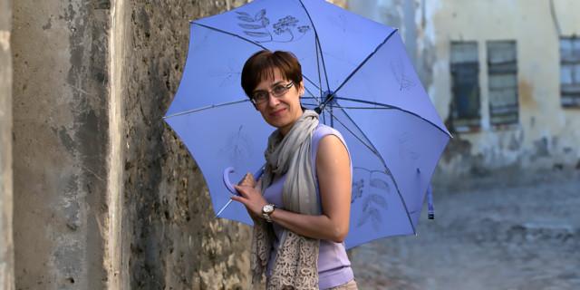 Мой волшебный зонт