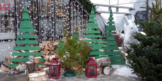 Новогодняя ярмарка «Ламбада-маркет» в гостях у Даниловского рынка